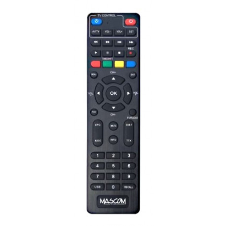 Dálkový ovládač MASCOM MC720T2, DI-WAY PRO-2020