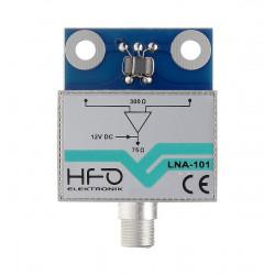 Anténní předzesilovač 15 dB LNA 101
