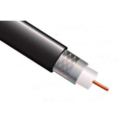 Venkovní koaxiální kabel EVERCON RG59U-48FA PE
