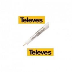 Koaxiální kabel TELEVES 5 mm CXT-5