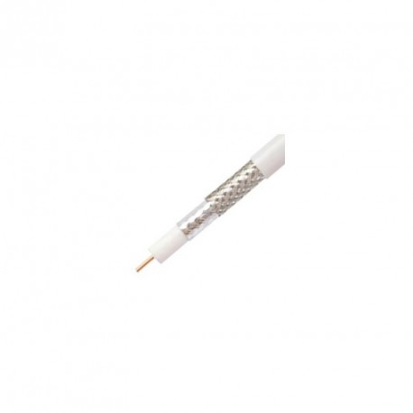 Koaxiální kabel RG6 průměr 6,5 mm CCS